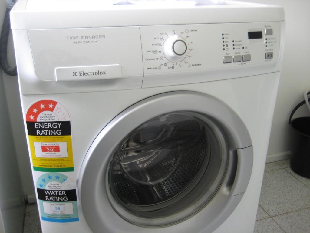 Máy Giặt Electrolux Báo Lỗi E3, Nguyên Nhân Và Cách Khắc Phục