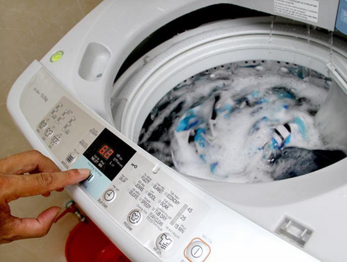 Lỗi EF1 Của Máy Giặt Electrolux Là Lỗi Gì ? Nguyên Nhân ,Cách Khắc Phục
