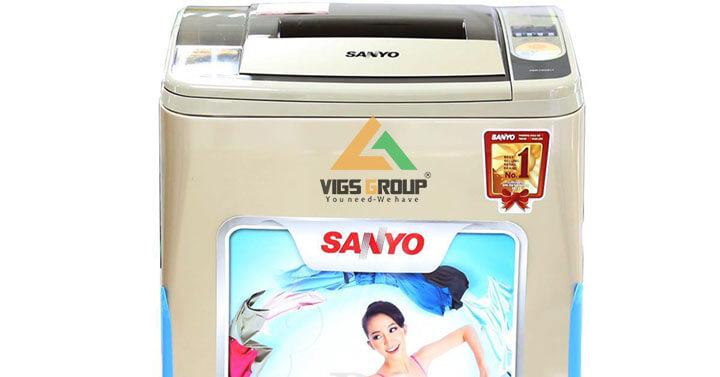 Máy Giặt Sanyo Bị Lỗi E1 – Nguyên Nhân Và Cách Khắc Phục