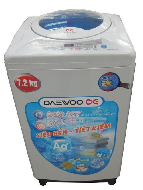 Lỗi E4, E7, E8 của máy giặt Daewoo – nguyên nhân và cách khắc phục