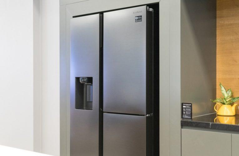 Tủ lạnh SamSung Side By Side không lạnh ngăn bảo quản