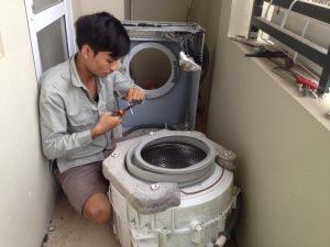 hình ảnh sửa máy giặt